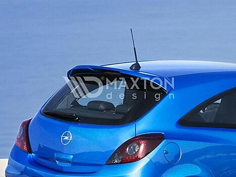 Спойлер на крышу Opel CORSA D 3 DOOR OPC / VXR LOOK