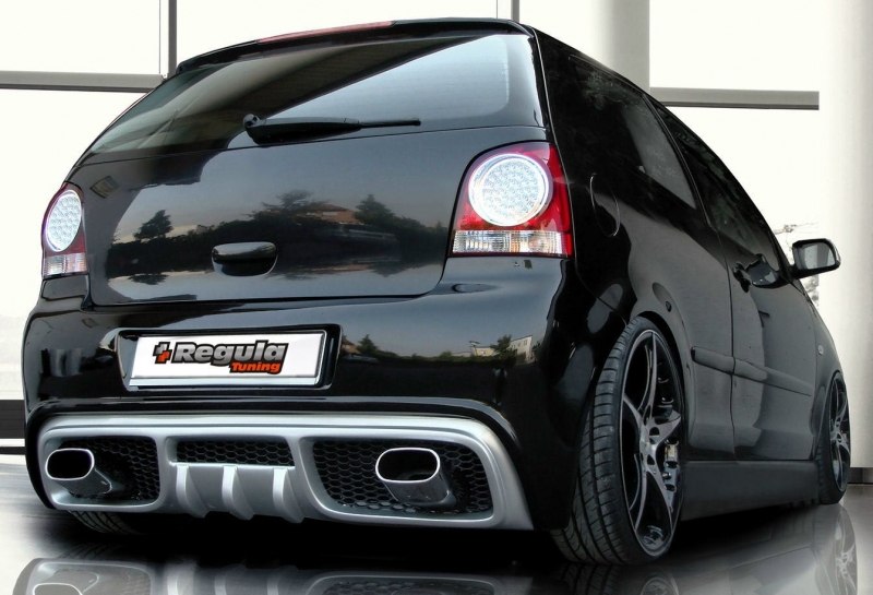 Обвес VW Polo 9N GTS Regula Tuning