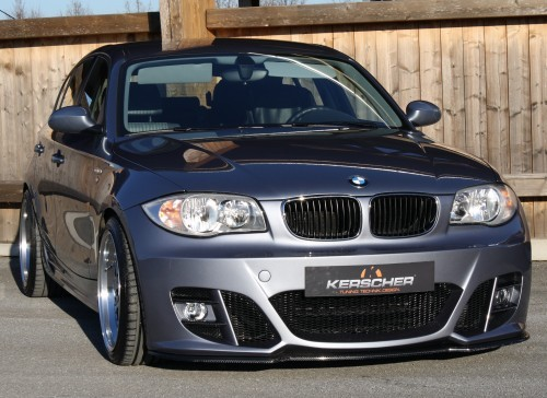 18 BMW 1 series E87 Tuning