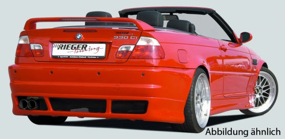 ������ ������ ����� ����������� � PDC ��� BMW 3 E46 M3-Look c 02-
