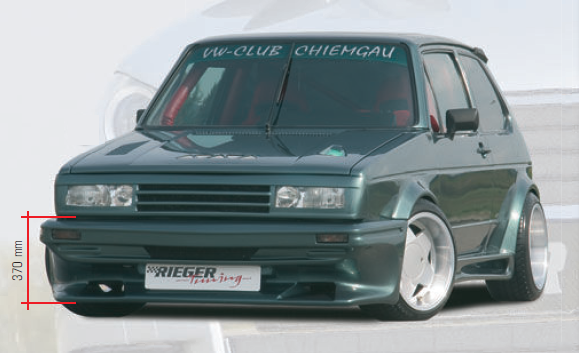 Пороги VW Golf MK 1 3-doors/ Cabrio RIEGER