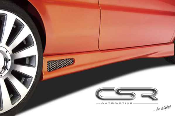 Порог VW Polo 6N 1994-1999/ Polo 3 6N2 1999-2001/ Polo 4 9N 2001-2009 CSR Automotive