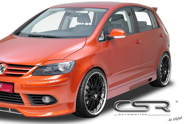 Пороги комплект VW Golf 5 Plus  2003-2008 / Golf 5