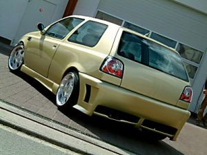 ������ ������ VW Golf MK3 RT