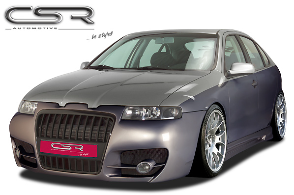 Передний бампер Seat Leon 1M 99-06/ Toledo 1M 99-04 CSR Automotive SF-Line