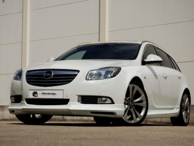 Особенности Opel Insignia 2018 года