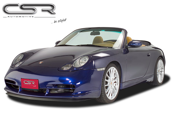 Передний бампер Porsche 911 996 97–02/ Boxster 986 96-04  CSR Automotive SX-Line
