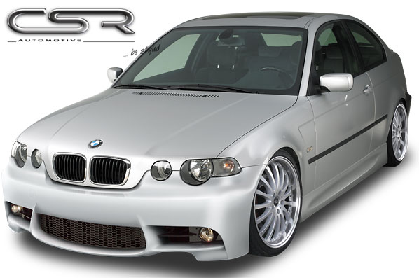 Пороги для BMW E46 Compact CSR Automotive