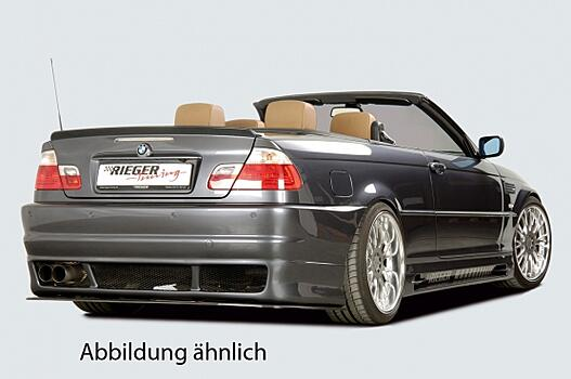 Задний бампер для BMW 3 E46 M3 CS-Look