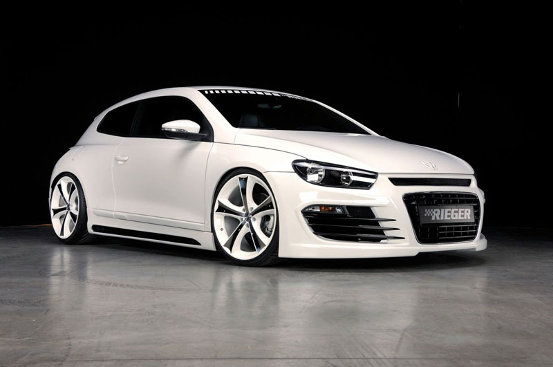 ������ �������� VW Scirocco 3 Typ 13 RIEGER