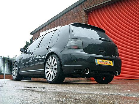 ��������� ������� Milltek Sport ��� VW Golf Mk4 1.8 and 2.0 non-turbo � 1998 �� 2004 �.