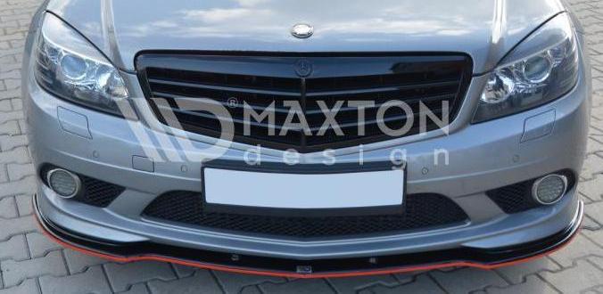 Аэродинамические обвесы и внешний тюнинг для автомобилей Мерседес С класс W204 купить в интернет-магазине.