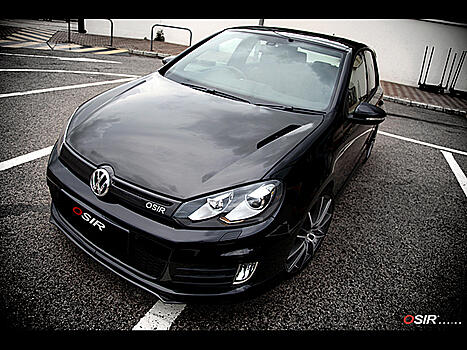 ����� �� ������� VW Golf 6 Osir Design