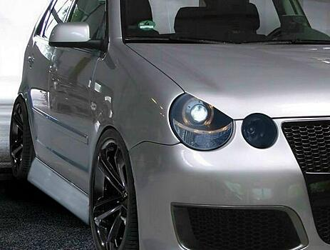 Пороги VW Polo 9N Regula Tuning W_POLO_9N_SCHWELLER_GTS