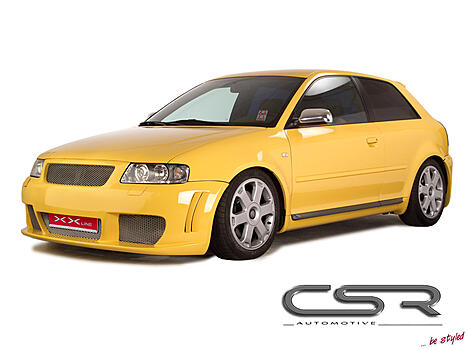 Бампер передний Audi S3 8L 1999-2002 CSR Automotive XX-Line