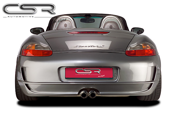 Задний бампер Porsche Boxster 986 96–04 CSR Automotive SX-Line