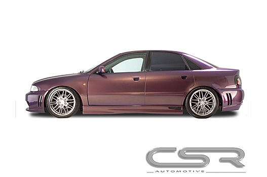 Пороги Audi A4 B5 94-01 CSR Automotive X-Line SS002