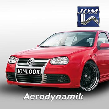 Бампер передний VW Golf MK4 JOM (Golf 5 GTI look) 1J1807103JR3